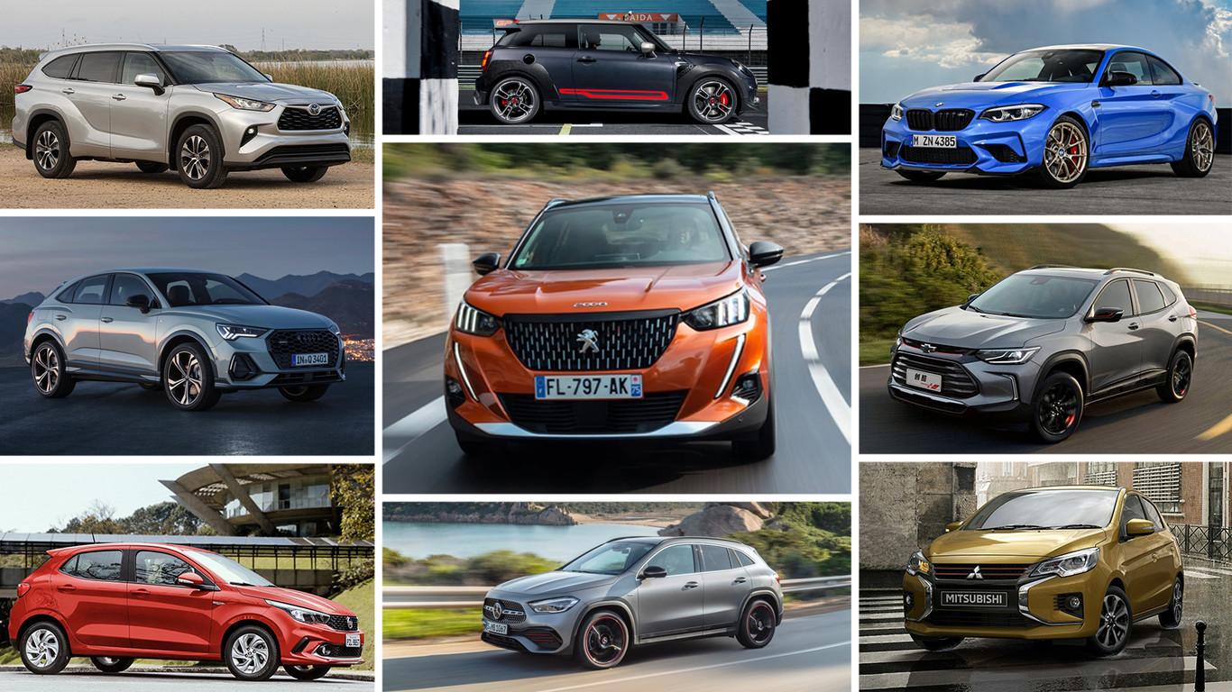 mejores modelos de autos del mundo