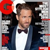 ¿Los más elegantes para GQ? En portada Ryan Reynolds y cinco más