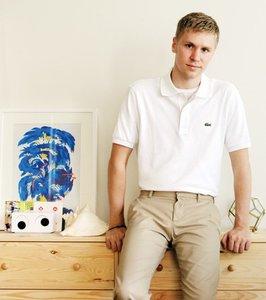 La genial colección de Micah Lidberg para Lacoste L!VE