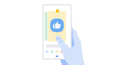 Samsung publica One Hand Operation en Google Play, su app para añadir gestos a cualquier móvil de la firma
