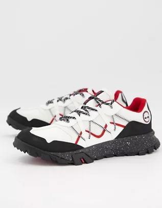 Zapatillas de deporte bajas grises Garrison Trail de Timberland