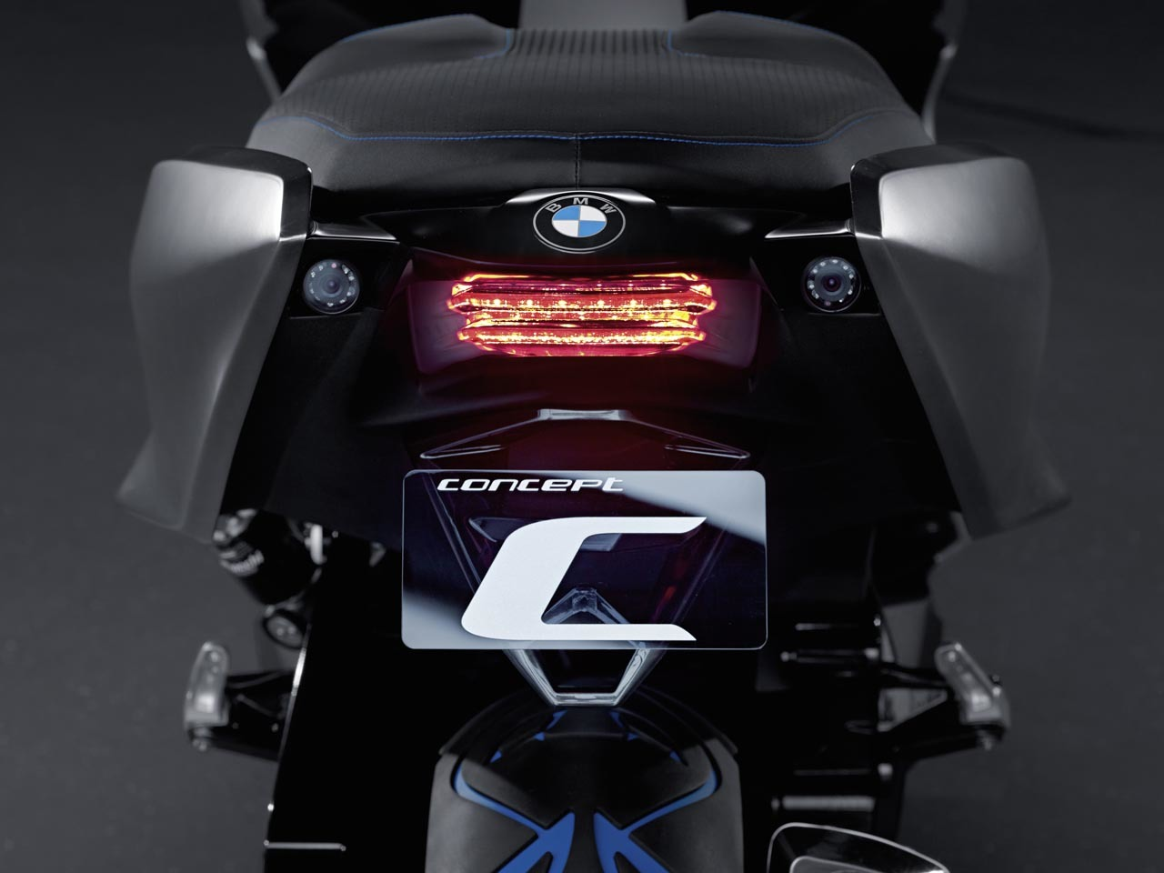 Foto de BMW Concept C Scooter, el Scooter del futuro según BMW (16/19)