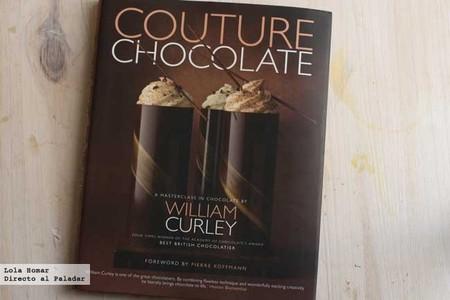 Chocolate de alta costura. Una lección magistral de chocolate
