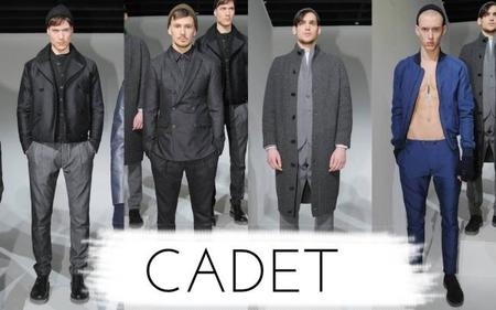 Cadet New York Fashion Week Trendencias Hombre