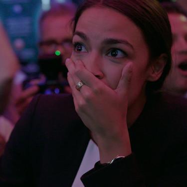 """Todo lo que he aprendido viendo el documental de Netflix de Alexandria Ocasio-Cortez, """"A la conquista del congreso"""""""