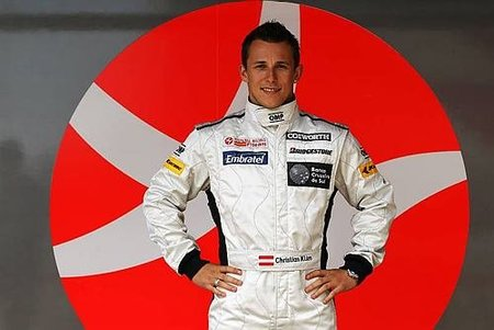 GP de España 2010: Christian Klien no tiene aún su Superlicencia