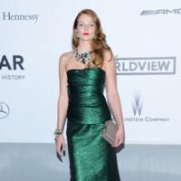 Eniko Mihalik amfar Cannes 2014