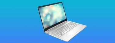 Adelántate al Prime Day con este chollo de portátil HP 15s con Core i3 de 11ª generación para ofimática por 369,99 euros en Amazon