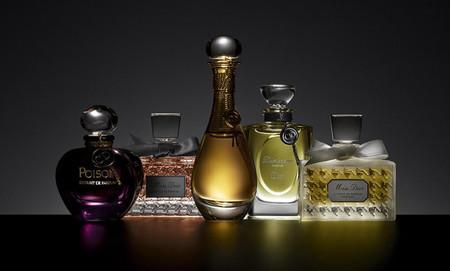 Los Extraits de Dior ahora en una edición en miniatura para coleccionistas