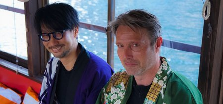 Está pasando algo muy bonito en Internet y es el bromance entre Mads Mikkelsen y Hideo Kojima