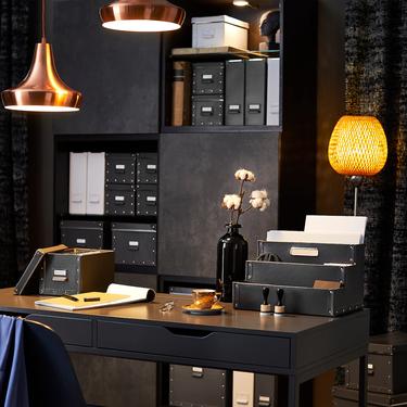 ¿Preparando tu rincón de teletrabajo para la vuelta de vacaciones? 12 complementos de escritorio de Ikea por menos de 20 euros
