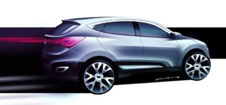Hyundai HED-6, prototipo de SUV para el Salón de Ginebra