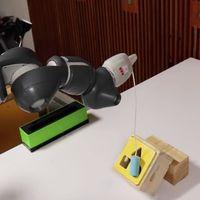 Los robots ya no necesitan 'profesores' humanos: les basta con el realismo de las simulaciones