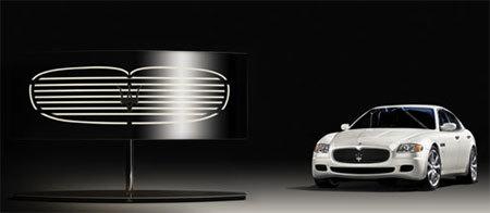 Lámpara Maserati