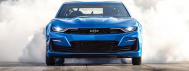 Chevrolet Camaro eCOPO, un Camaro eléctrico para los arrancones