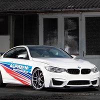 Este BMW M4 RS de 560 CV es lo último de Alpha-N Performance... ¡más potente que el M4 GTS!