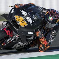 Pol Espargaró remata el triplete de KTM en el shakedown de MotoGP en el día del regreso de Jorge Lorenzo