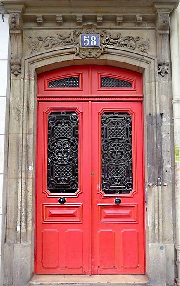 Clasica Puerta Roja 03