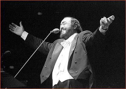 Luciano Pavarotti ha muerto