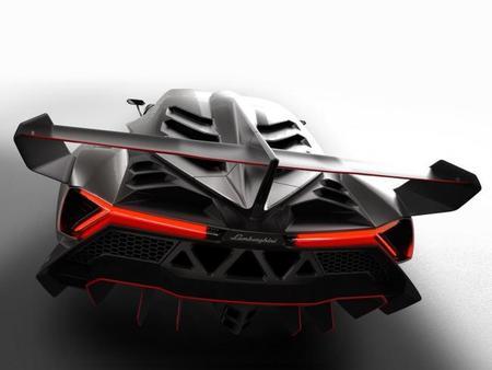 Lamborghini Veneno, más fotos antes de Ginebra
