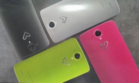 Energy Sistem «se lanza» con cuatro smartphones de 4,5 y 5 pulgadas desde 119 euros