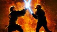 'La guerra de las galaxias: La venganza de los Sith' (1)