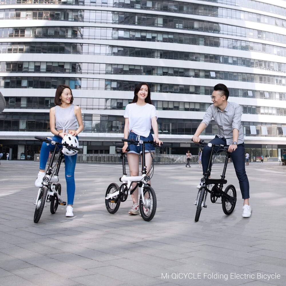 Foto de Qicycle Electric Folding Bike (10/16)