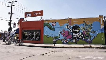 La ciudad de Los Angeles adaptará sus zonas de negocios para atraer ciclistas