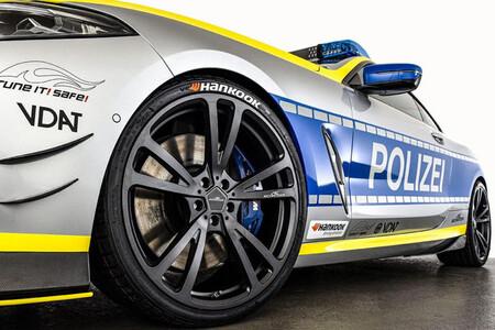 Bmw M850i Polizei Por Ac Schnitzer 6