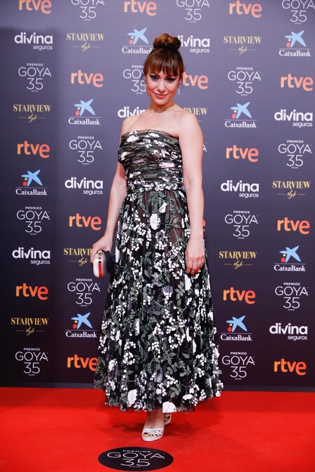 Natalia Verbeke Premios Goya 2021