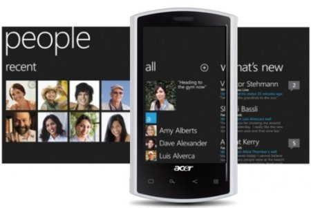 acer windows phone 7