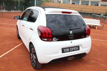 Peugeot 108 Open 1