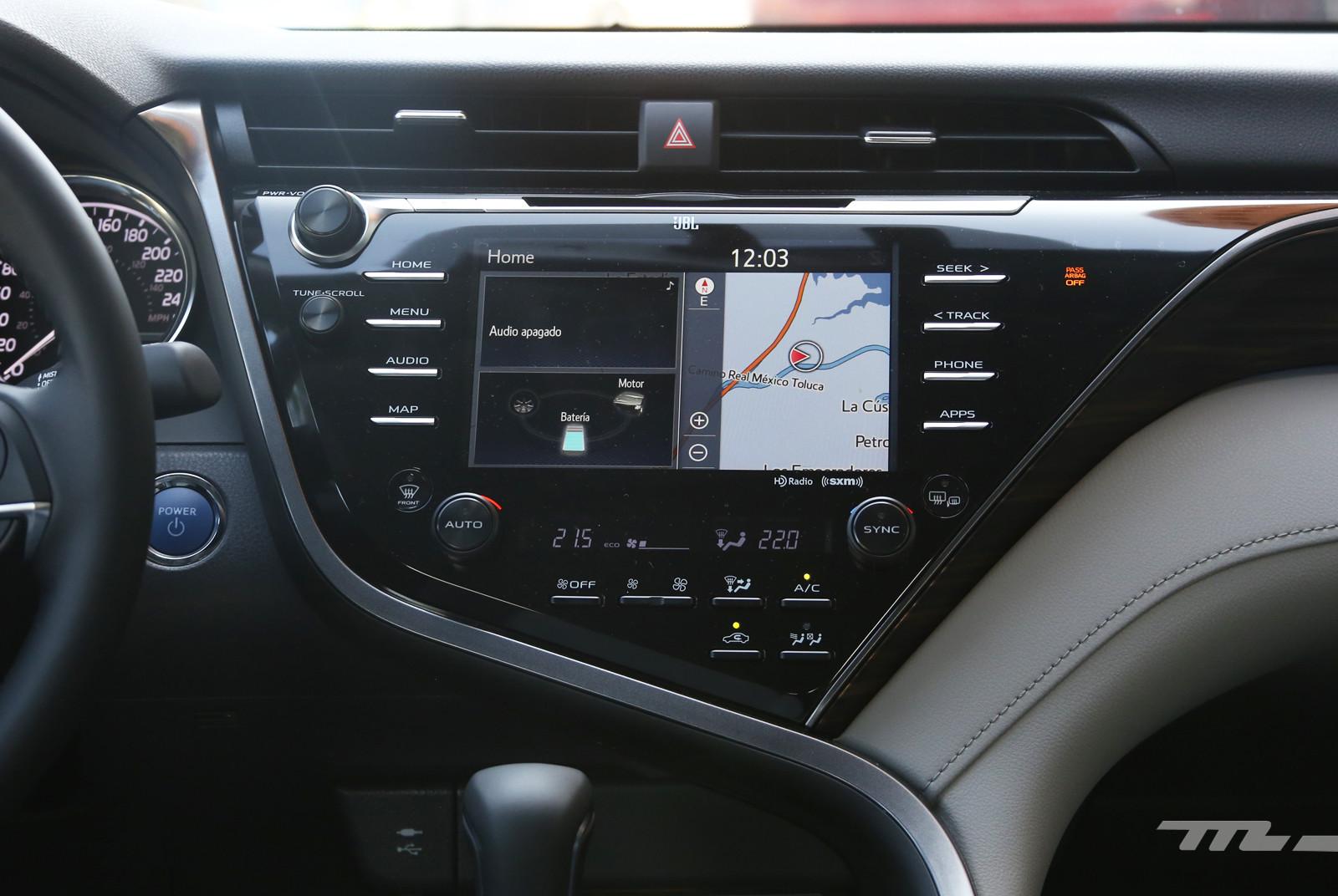 Foto de Toyota Camry Hybrid (prueba) (12/21)