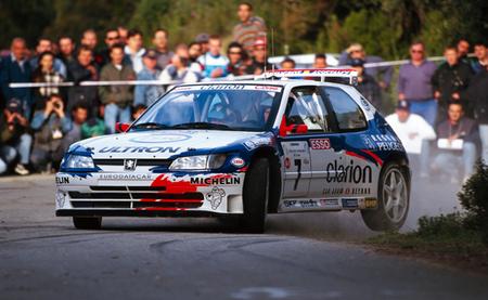 Peugeot 306 Maxi Gilles Panizzi