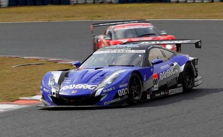 Honda HSV-010 Raybrig Okayama 2013