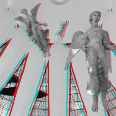 Foto 5 de 7 de la galería la-obra-de-oscar-niemeyer-ahora-en-3d en Decoesfera