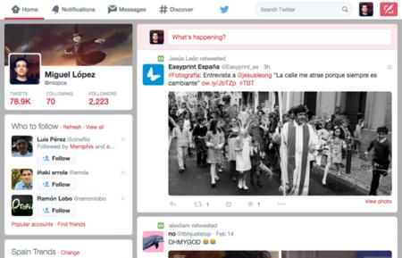 Cinco cosas que la web de Twitter debería cambiar antes de que termine 2015