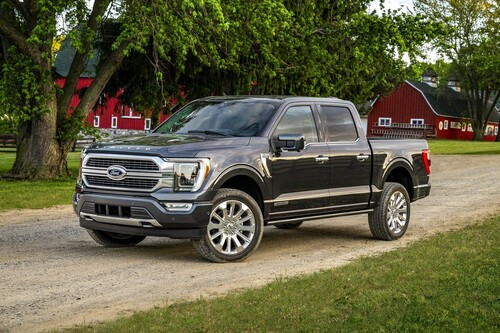 Ford Lobo 2021: Precios, versiones y equipamiento en México