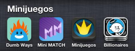 Los mejores juegos gratuitos para iOS: minijuegos adictivos