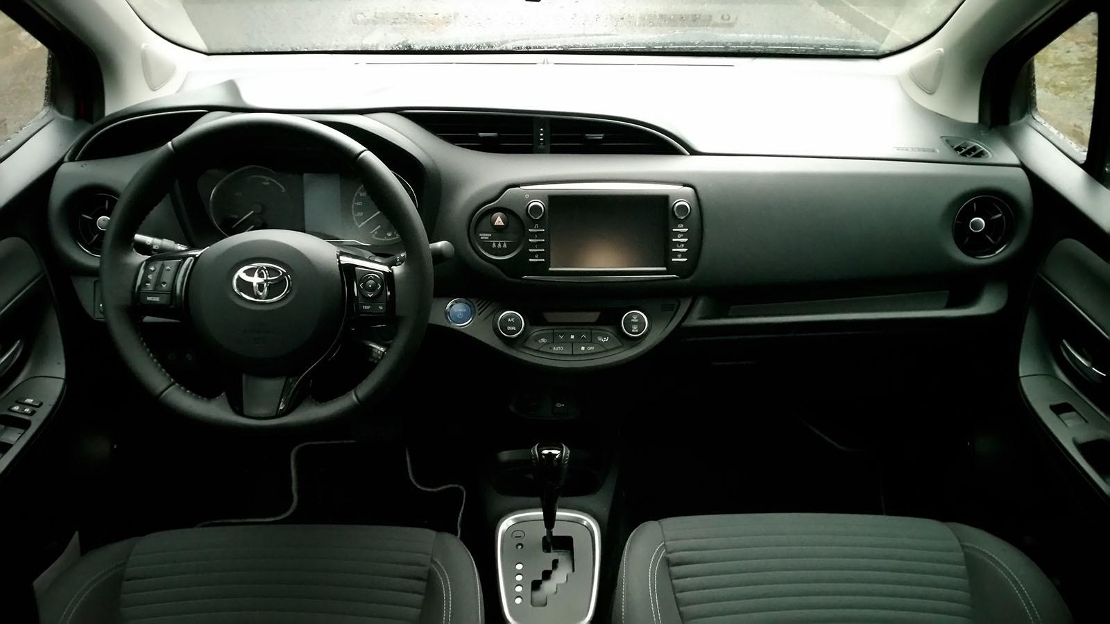 Foto de Pasamos unos días con el Toyota Yaris hybrid-Interiores (1/26)