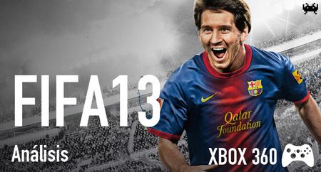 'FIFA 13' para Xbox 360: análisis