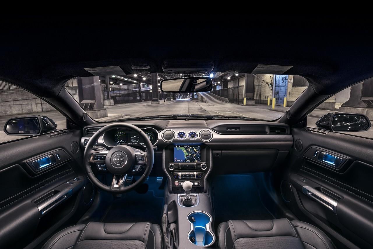 Foto de Ford Mustang Bullit 2019 (4/9)