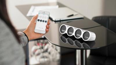 Nimbus, un salpicadero para tu casa con IFTTT