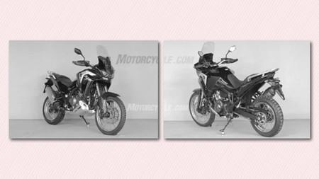 Honda Crf1100l Africa Twin 2
