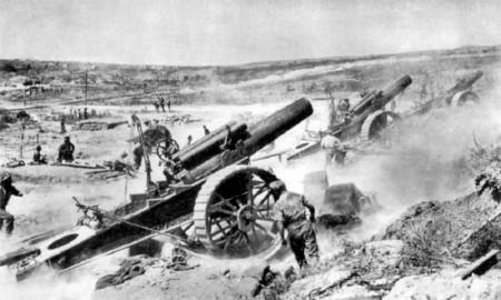 Somme7 Artilleria