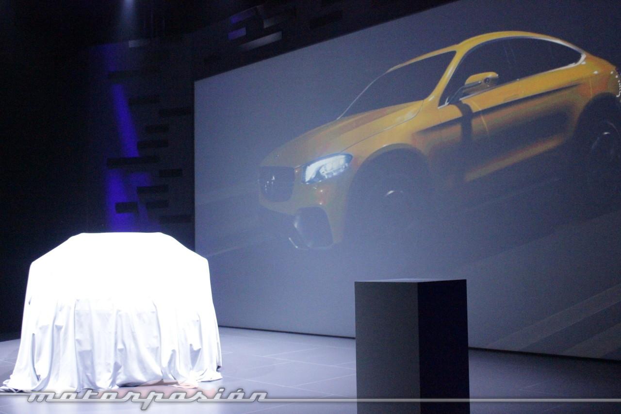 Foto de Mercedes-Benz Concept GLC Coupé (Premiere en Shangai) (5/26)