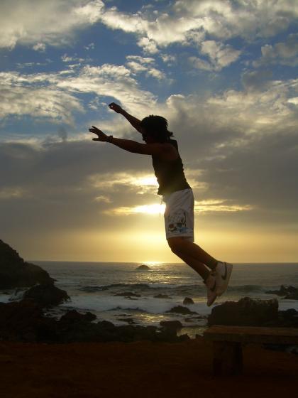 El salto del emprendedor