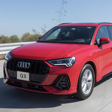 Audi Q3 1.4 TFSI, al volante de un SUV que evoluciona a imagen y semejanza del Q8