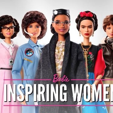 Barbie inspira nuevas generaciones: Rosa Parks, Sally Ride y Samantha Cristoforetti son convertidas en muñecas