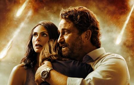 'Greenland' tendrá secuela: Gerard Butler y Morena Baccarin saldrán en busca de otro hogar en su segunda aventura postapocalíptica